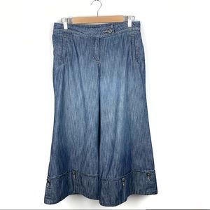 SALE Anthro Taikonku Wide Leg Sailor Jeans 6